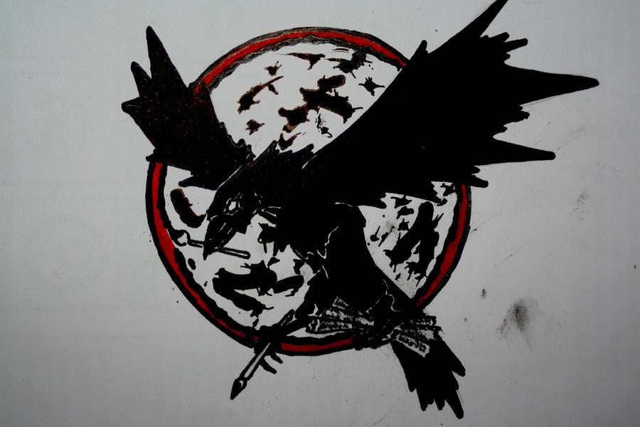 el cuervo / the crow by atramento-negro