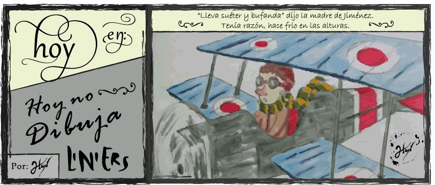 Doodle's Macanudos #3 - Frio en las alturas by atramento-negro
