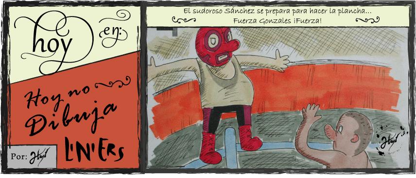 Doodle's Macanudos #4 -Sudoroso by atramento-negro
