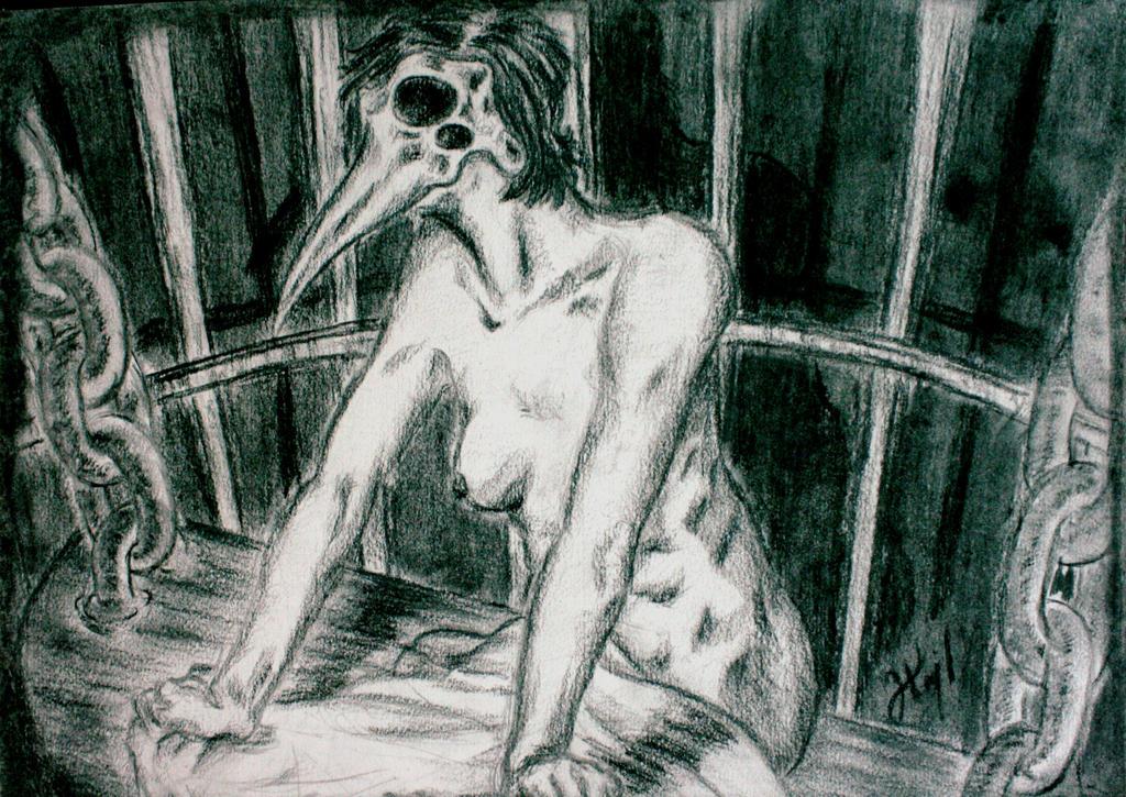 Prisionera by atramento-negro