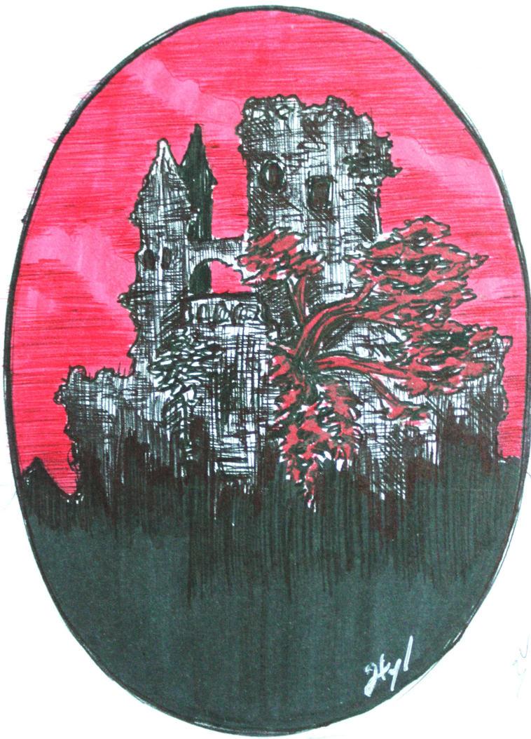 Castillo by atramento-negro