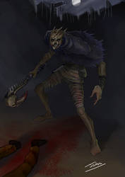 The Wraith from Dead By Daylight by ratthana2538