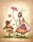 Snail Fairy Light
