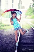 umbrella on rails by athrawn