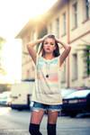 sunny girl II by athrawn