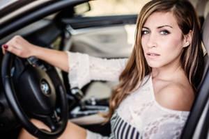 BMW Fan girl by athrawn