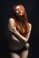 redhead beauty by athrawn