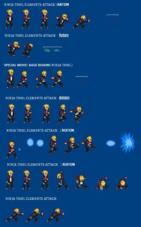 Boruto Science Ninja Weapon