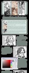 Manga Toning Tutorial by blix-it