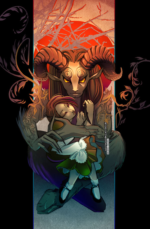 Pan's Labyrinth by blix-it