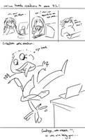 TG pg 32 Reactions XD by blix-it