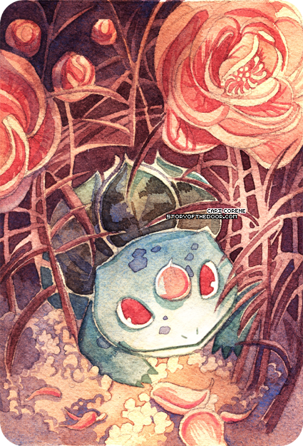 Bulbasaur by blix-it