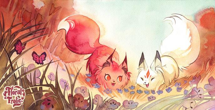 Flower Pile : Screaming Children