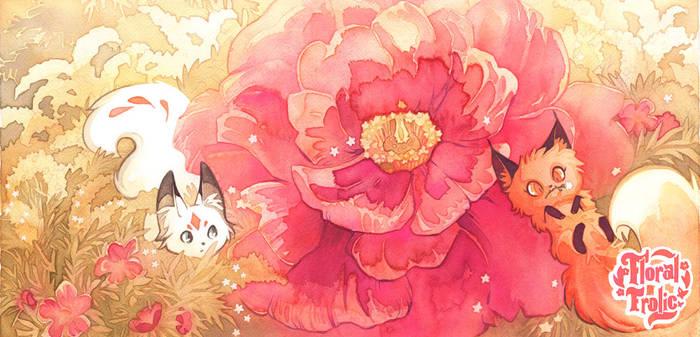 Floral Frolic : Giant Flower