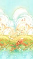 Watercolor Meadow Pattern
