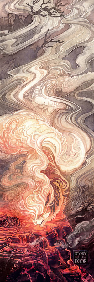 Arcanine Caldera Spirit