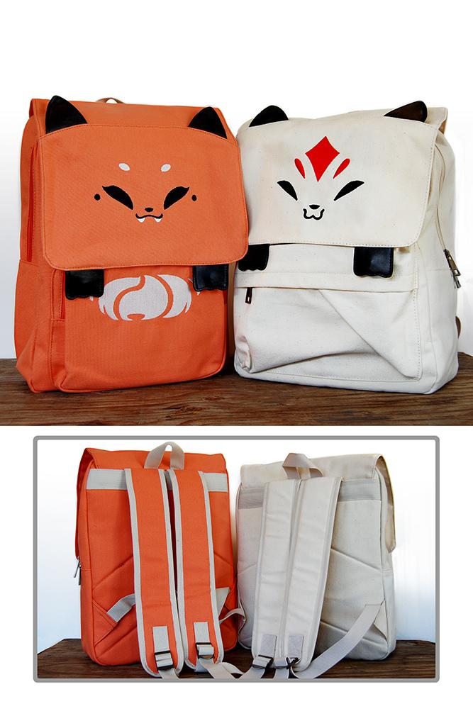 Fox Backpacks!