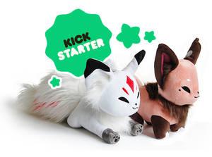 Queenie Kickstarter!! :o