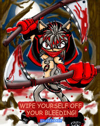 BloodBath... Bloodzyfer style by skkybaby
