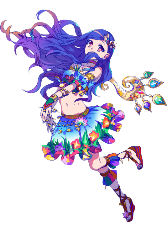 RENDER #3 - AIKATSU : Kazesawa Sora by LightningWinx