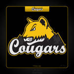 Commack Cougars Primary Logo