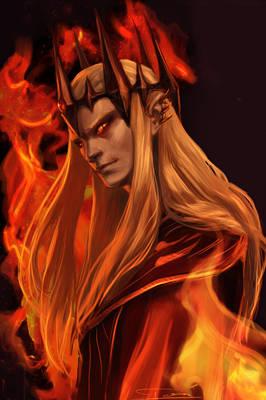 Sauron the Deceiver