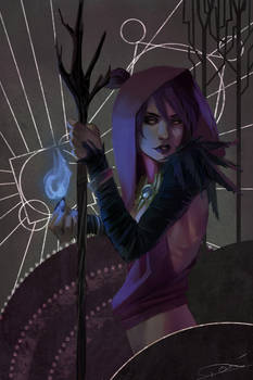 Witch of the Wilds