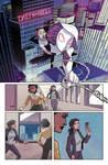 SPIDER-GWEN: GHOST SPIDER 3 Page 6