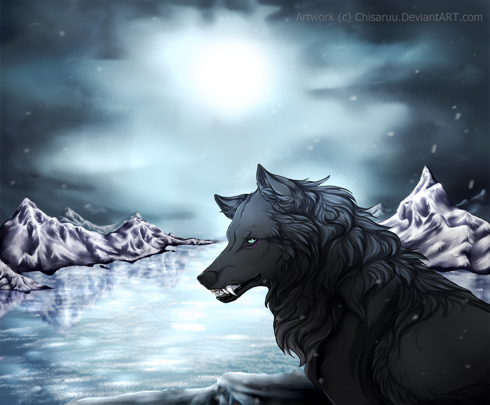 Wintersun by Lunegrimm