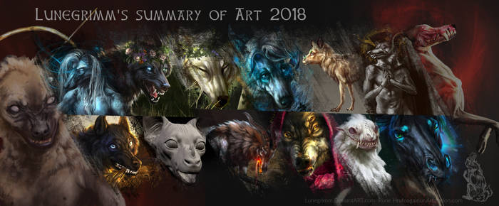 Summary of Art 2018