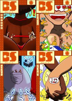 Bronze Skin .Inc : Chapter 3 Sneak Preview
