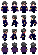 2P Japan Sprite-RPG by YumeHoshiChan