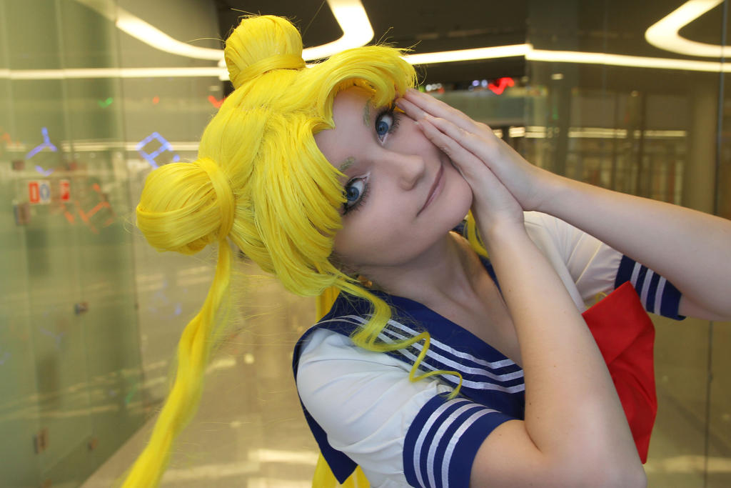 Sailor Moon - Usagi Tsukino by ShiroDSatu