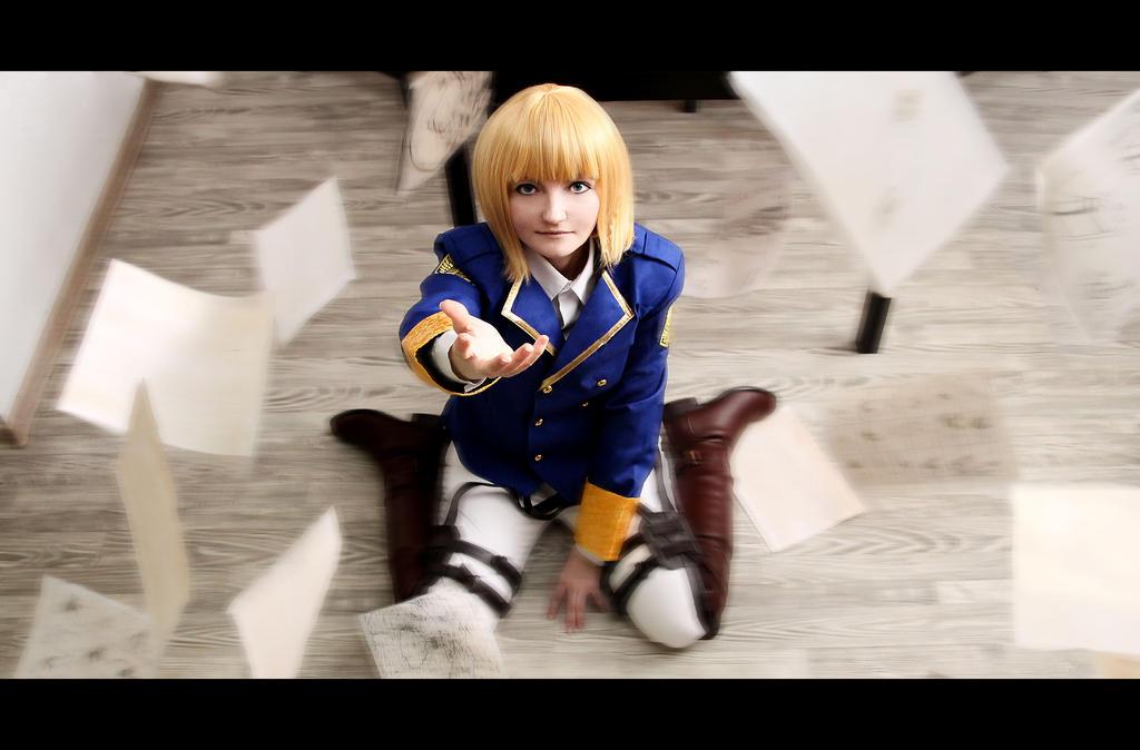 Shingeki no Kyojin -   Armin Arlert by ShiroDSatu
