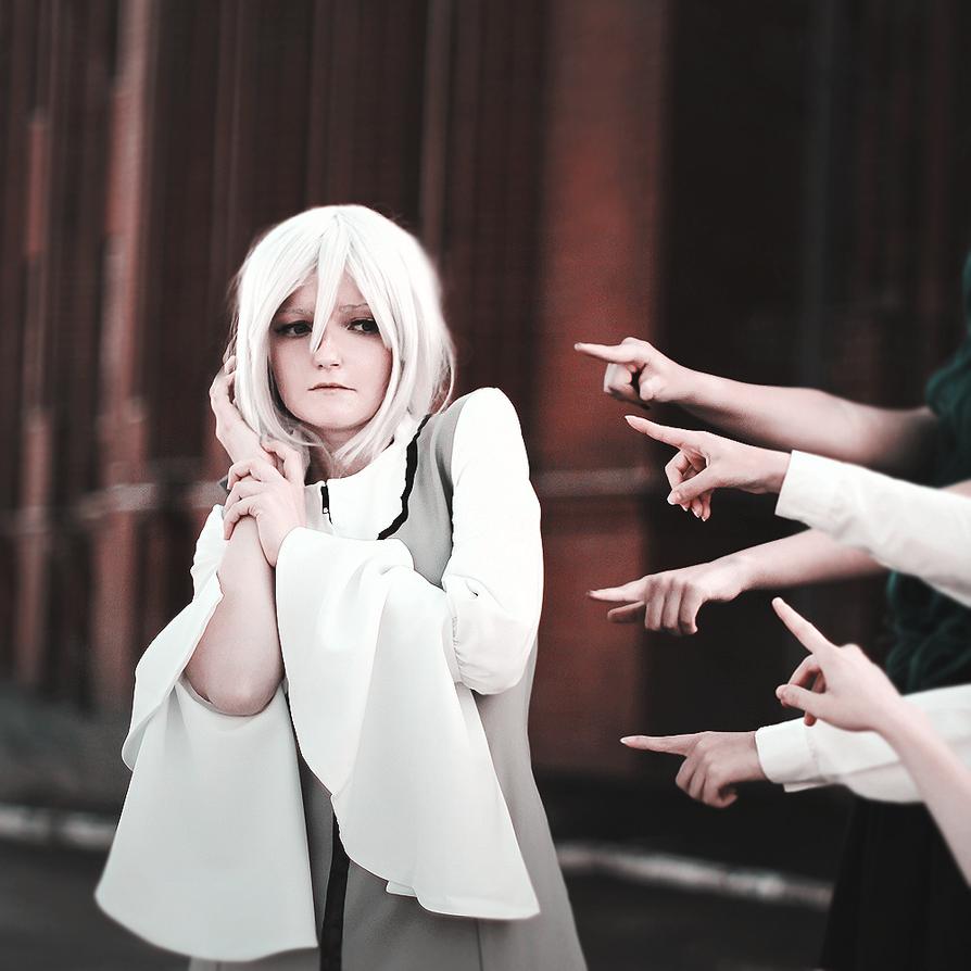 Vocaloid - Yowane Haku - Daughter of White by ShiroDSatu