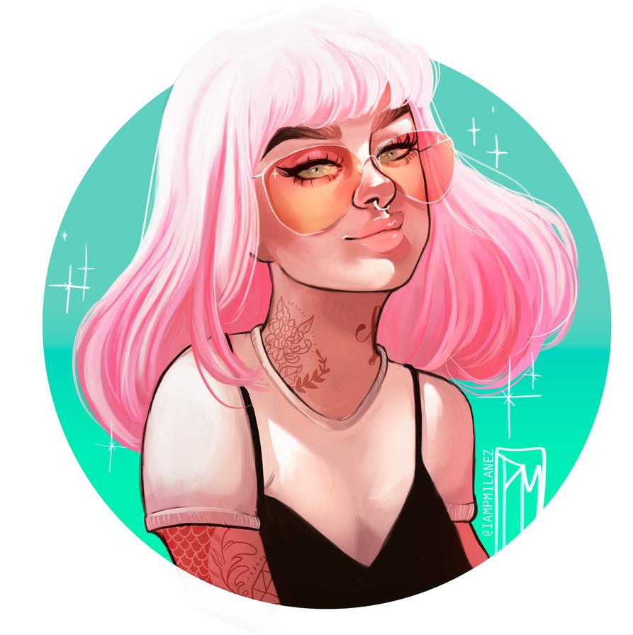 Ruby by paulamilanez