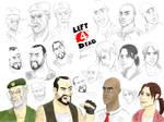 L4D Sketches