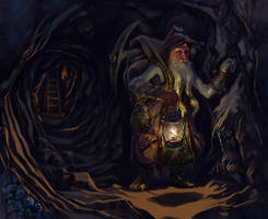gnome by dron111