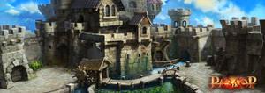 castle by dron111