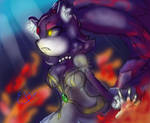 princess of flames by eclepsTL