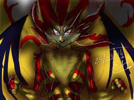 Golden spirit by eclepsTL