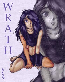 Wrath by claudiakat