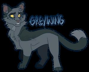 Grey Wing