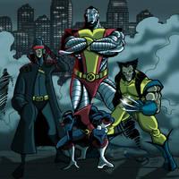 X-Men by drvce