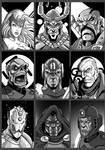 Avengers' Villains