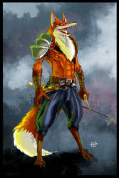 The Fox by drvce