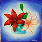 Flower bud by dracula-contesa