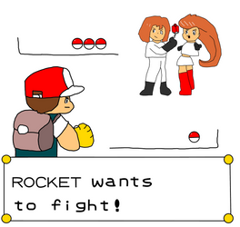ROCKET wants to fight! (Cohort Edition)