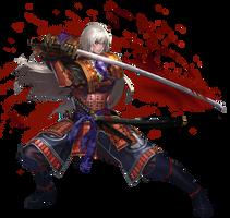 Jin Phenex - The Devil Samurai Shogun by ChaosEmperor971