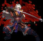 Jin Phenex - The Devil Samurai Shogun